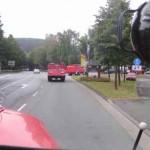 Fahrt mit Oldtimern durch Bad Fredeburg